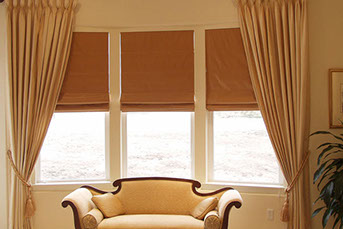 Broadway Window Treatments can assist you in customizing any window covering.